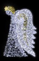 anioł 6/ z pięknymi skrzydłami ażurowy