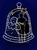 Dzwonek ramka 1 2D