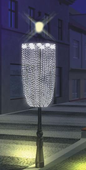 3D 23 LED