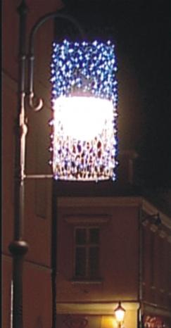 3D 25 LED